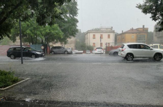Viale Leopardi (centro)