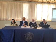 Milena Martarelli, Sauro Longhi, Massimiliano Olivieri e Aldo Franco Dragoni