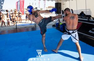 Arti marziali miste agli Xmasters a Senigallia
