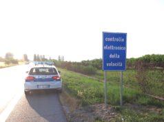 L'autovelox posizionato a Rocca Priora