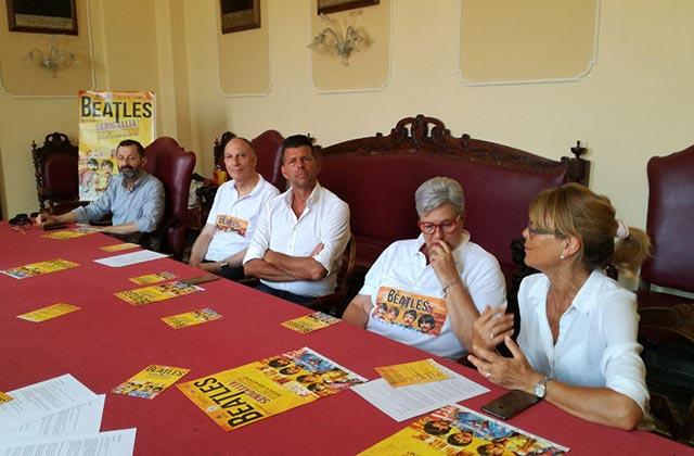 Presentata l'iniziativa sulla pace e la rassegna BeatleSenigallia
