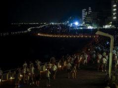 Feste in spiaggia e sul lungomare di Pesaro