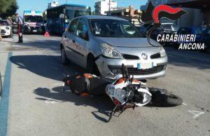 Senigallia, incidente