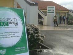 Longevity hub il giorno dell'inaugurazione