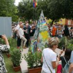 Inaugurato a Senigallia il monumento al parco della Pace