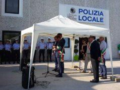 Trecastelli, nuova sede polizia locale