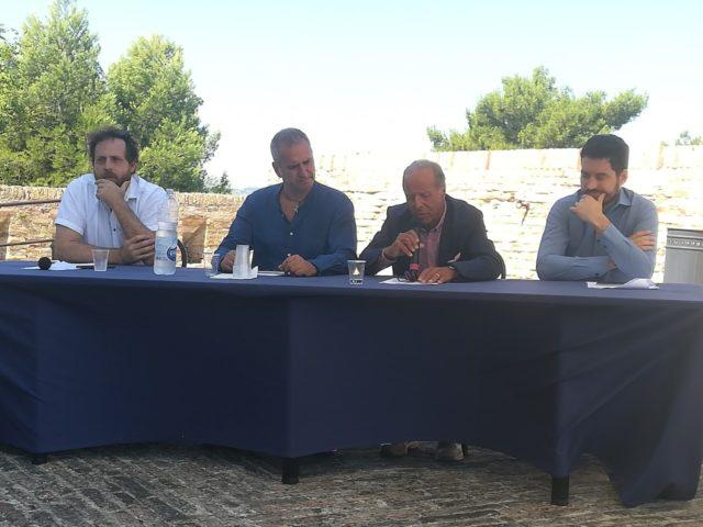 La presentazione del festival Adriatico Mediterraneo 2019