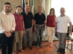 Gli amministratori dei comuni delle Marche nati da fusione di più enti locali