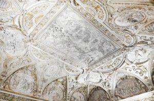 Gli stucchi di Federico Brandani a Palazzetto Baviera, Senigallia