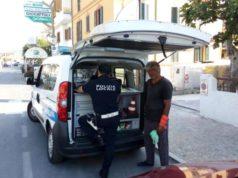 La Polizia Locale di Numana applica il Daspo Urbano