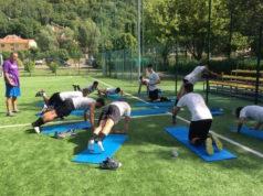 L'Apd Cerreto d'Esi in ritiro a Pioraco per l'inizio della preparazione atletica