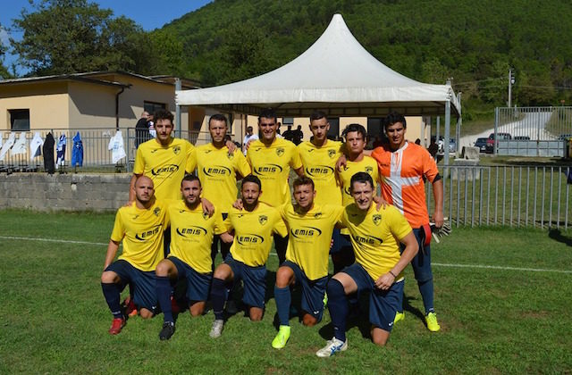 Calcio: il Sassoferrato Genga 2019/2020