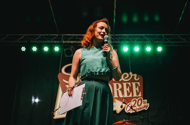 Alice Balossi presenta il Summer Jamboree 2019