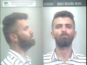 Il 29enne arrestato