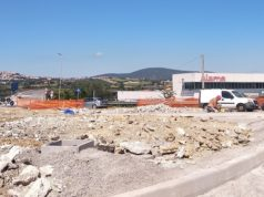 Lavori a Osimo Stazione