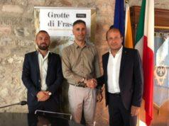 Da sinistra: Lorenzo Burzacca, Marco Filipponi e Amerigo Varotti