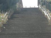 Le scale ripulite