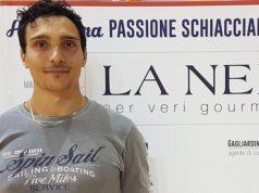 Il centrale Marco Silvestroni in forza alla Nef Volley Osimo