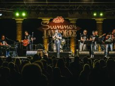 The Rock O Rama Band al Summer Jamboree 2019. Foto di Beatrice Perticaroli