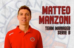 Matteo Manzoni, il nuovo TM della Goldengas