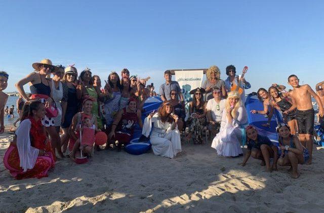 Summer Carnival 2019 a Falconara Marittima: Abbronzatissima