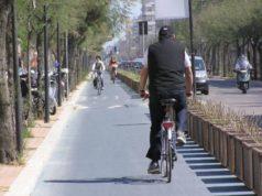 Pista ciclabile, bicicletta, mobilità sostenibile