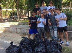 Quasi 70 kg di rifiuti raccolti in due ore dal Cleaners Team Pesaro, una squadra di volontari