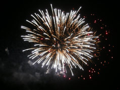 I fuochi d'artificio 2019 a Senigallia