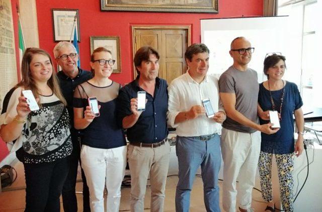 La presentazione della Go App per la mobilità sostenibile tra Pesaro e Fano