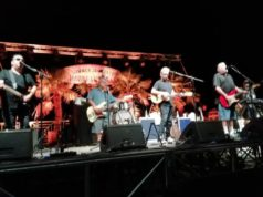 "I ""Los Lobos"" in concerto all'Hawaiian party del Summer Jamboree di Senigallia"