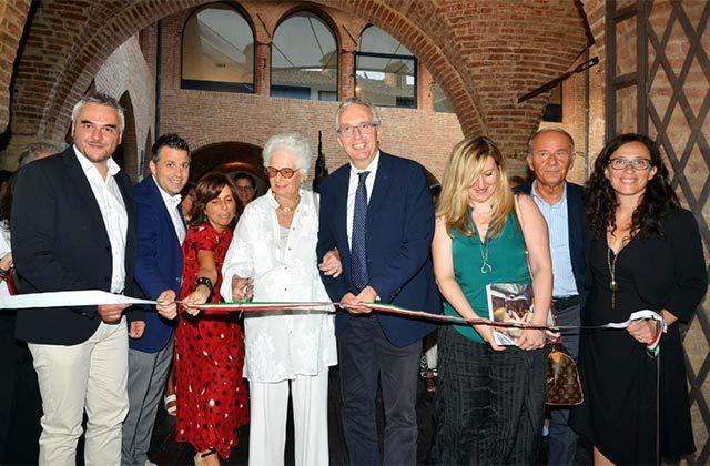 Inaugurata a Fabriano la mostra