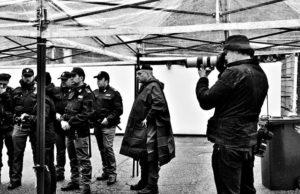 Il fotografo Paolo Pellegrin immortala le attività della Polizia di Stato