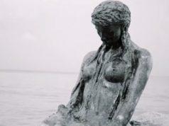 La Penelope di Senigallia, realizzata dall'artista Gianni Guerra