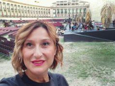 Rosanna Marchionni allo Sferisterio di Macerata
