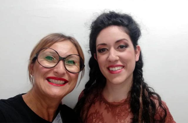 Rosanna Marchionni con lady Macbeth allo Sferisterio di Macerata
