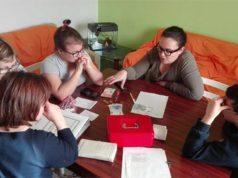 Un momento del progetto Scuola di Vita Indipendente promosso dalla Cooperativa Casa della Gioventù di Senigallia