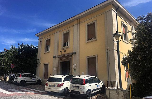 L'ex ospedale di Arcevia, declassato a