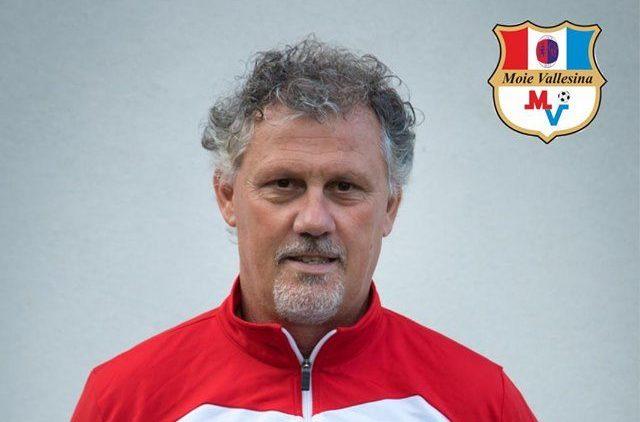 Stefano Tiranti, allenatore del Moie Vallesina