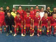 Calcio a 5: la formazione senigalliese dell'Audax 1970 Sant'Angelo