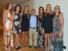La delegazione della Cosma Vela Ancona ospite del Panathlon