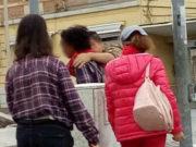 La donna che ha tentato il suicidio ad Ancona