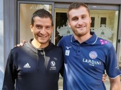 I tecnici Lorenzo Micelli e Filippo Schiavo