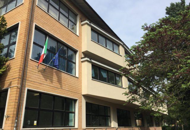 L'istituto Nolfi ex Carducci di Fano