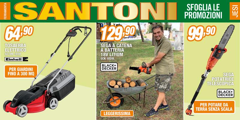 SANTONI OVER 09-23 SET 19