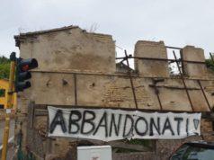 Edificio di proprietà comunale a Sappanico