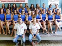 La Cosma Vela Ancona 2019-2020, pallanuoto femminile