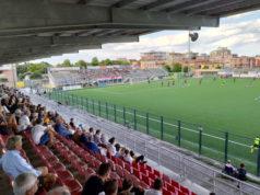 Lo stadio Bianchelli di Senigallia