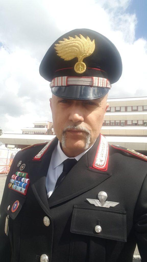 Il comandante Alfredo Russo