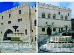 La fontana Maggiore di Perugia e Sturinalto di Fabriano