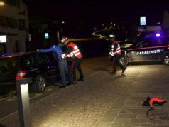 L'arresto effettuato dai Carabinieri a Corinaldo